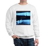 Motorcycle awareness x-ray Sweatshirt