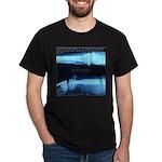 Motorcycle awareness x-ray Dark T-Shirt