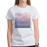 Love and Gratitude Women's T-Shirt
