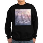 Love and Gratitude Sweatshirt (dark)