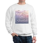 Love and Gratitude Sweatshirt