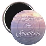 Love and Gratitude Magnet