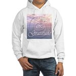 Love and Gratitude Hooded Sweatshirt