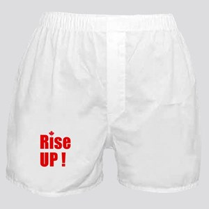 Rise UP! Boxer Shorts