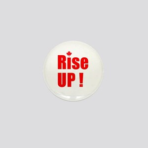 Rise UP! Mini Button