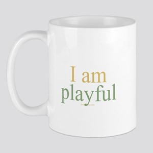 I am playful Mug