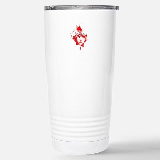 Cosette Canada Stainless Steel Travel Mug
