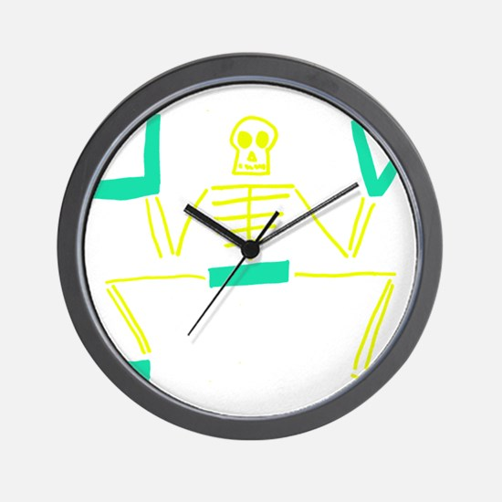 Death of a Mormon Wall Clock