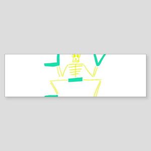 Death of a Mormon Sticker (Bumper)