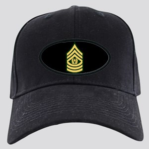 Black Cap Command Sergeant Major