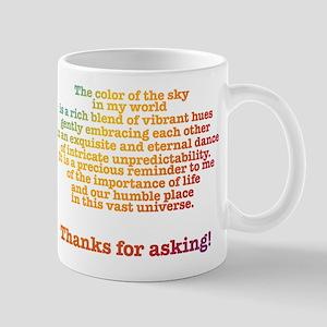 Color of the Sky Mug