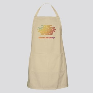 Color of the Sky Apron