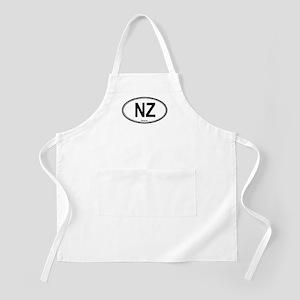 New Zealand (NZ) euro BBQ Apron