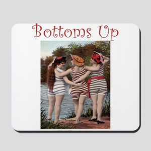 Bottoms Up Mousepad