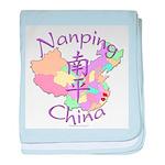 Nanping China baby blanket