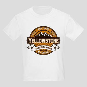 Yellowstone Golden Kids Light T-Shirt
