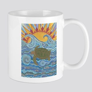Old Man of the Sea Mug