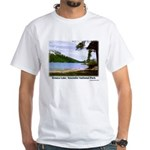 Tenaya Lake t-shirt--white