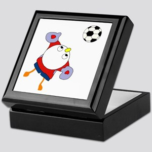 Goalie Keepsake Box