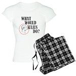 What Would Julius Do? Women's Light Pajamas