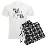 What Would Julius Do? Men's Light Pajamas