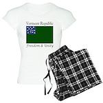 Vermont Republic Women's Light Pajamas