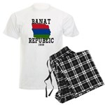 Banat Republic Men's Light Pajamas