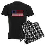 German American Men's Dark Pajamas