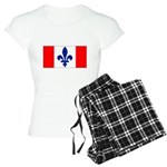 French Canadian Women's Light Pajamas