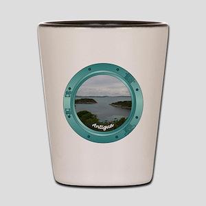 Antigua Shot Glass