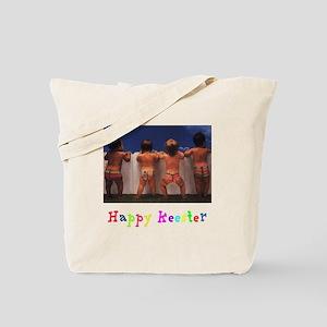 Happy Keester Tote Bag