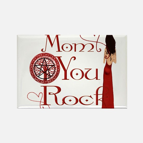 Wicca Mothers Day Rectangle Magnet