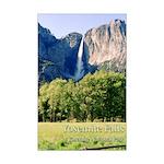 Yosemite Falls--mini poster