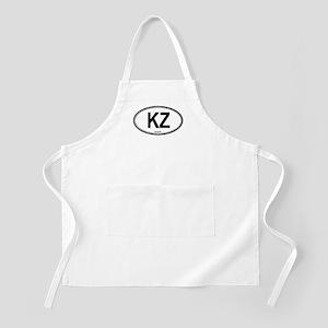 Kazakhstan (KZ) euro BBQ Apron
