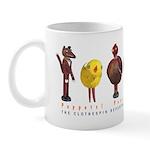 fox_chix_mug Mugs