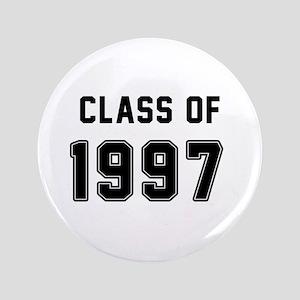 Class Of 1997 Black Button