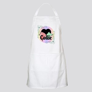 Rough and Smooth Collie BBQ Apron