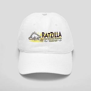 Ratzilla Fire-Spewing Rat Cap