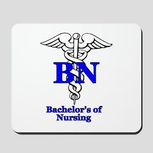 Bachelors of Nursing Mousepad