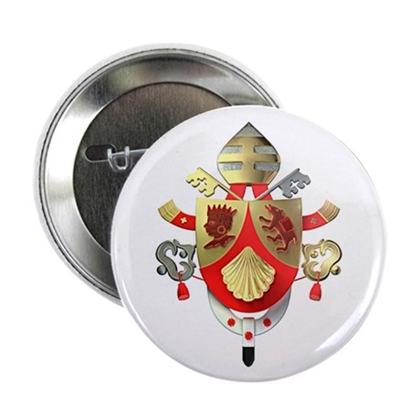 Benedict Coat of Arms Button