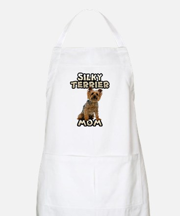 Silky Terrier Mom Apron