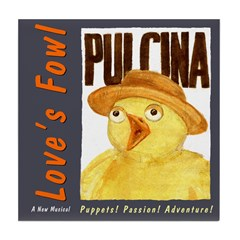 Pulcina Tile Coaster