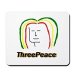 ThreePeace Rasta Mousepad