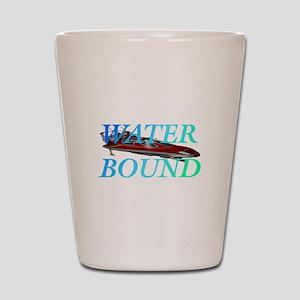 Water Bound Shot Glass