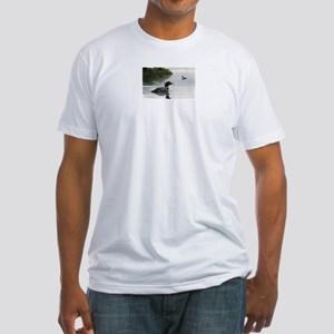 Lord of the Lake Fitted T-Shirt