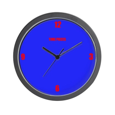 Wall Clock (Time Pieces)