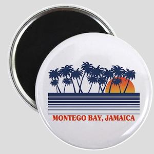 Montego Bay Jamaica Magnet