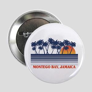 Montego Bay Jamaica Button