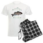 Walleye Hunter Men's Light Pajamas