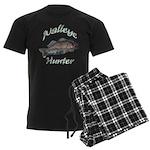 Walleye Hunter Men's Dark Pajamas